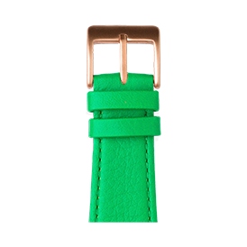 Apple Watch band nappa leather green | Roobaya