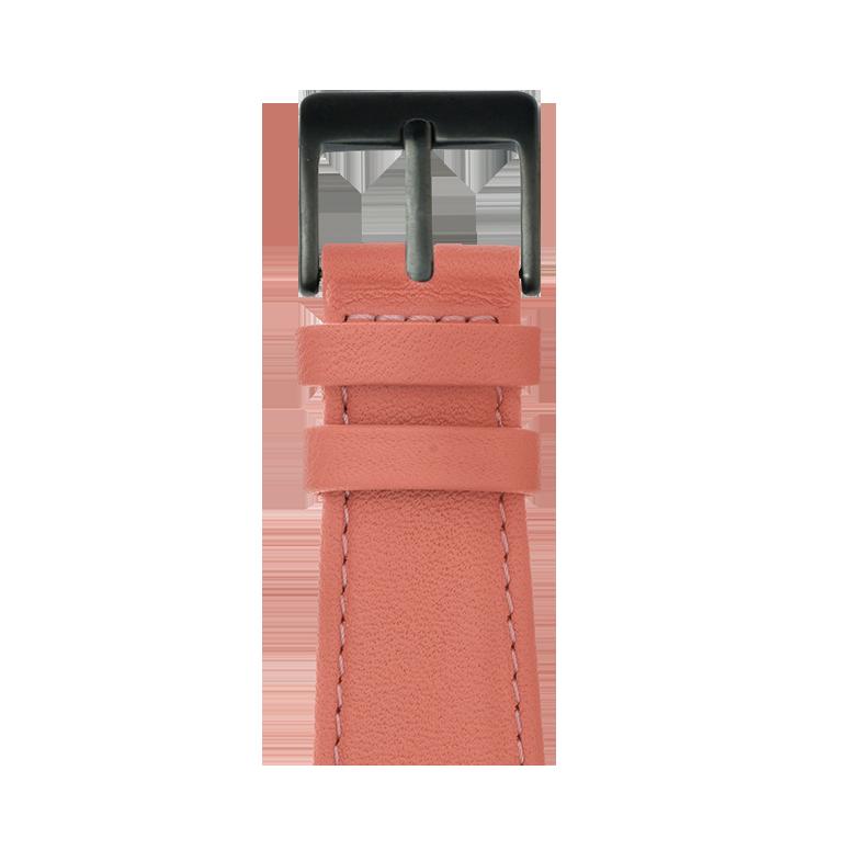 Cinturino Apple Watch in pelle nappa albicocca | Roobaya