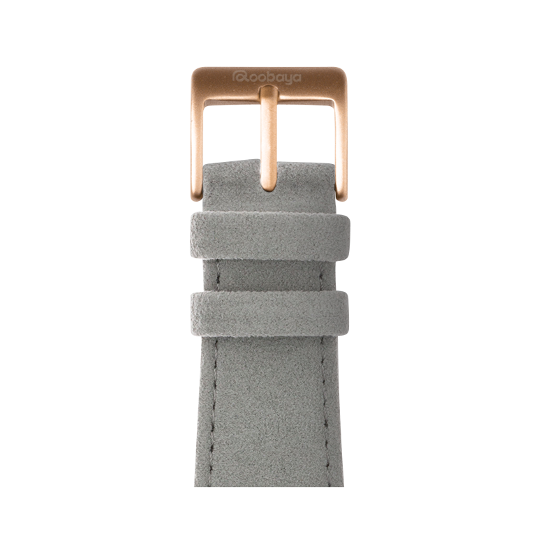 Alcantara Light Grey | Roobaya