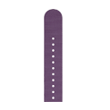 Cinturino Nato Apple Watch in nylon color lilla | Roobaya